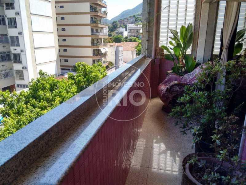 Melhores Imóveis no Rio - Cobertura 2 quartos na Tijuca - MIR0771 - 1