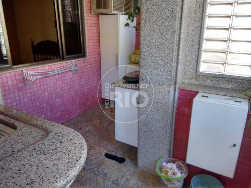 Melhores Imóveis no Rio - Cobertura 2 quartos na Tijuca - MIR0771 - 27
