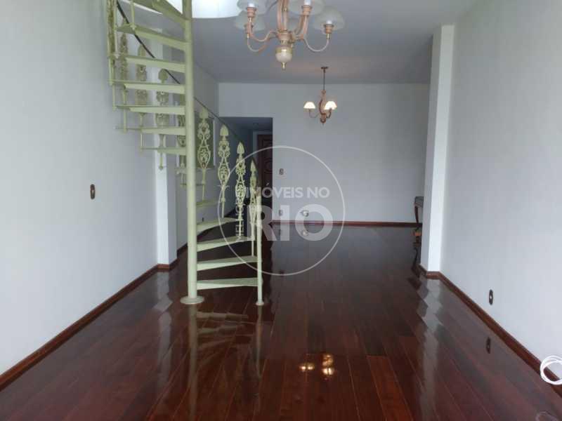 Melhores Imóveis no Rio - Cobertura 4 quartos na Tijuca - MIR0809 - 3