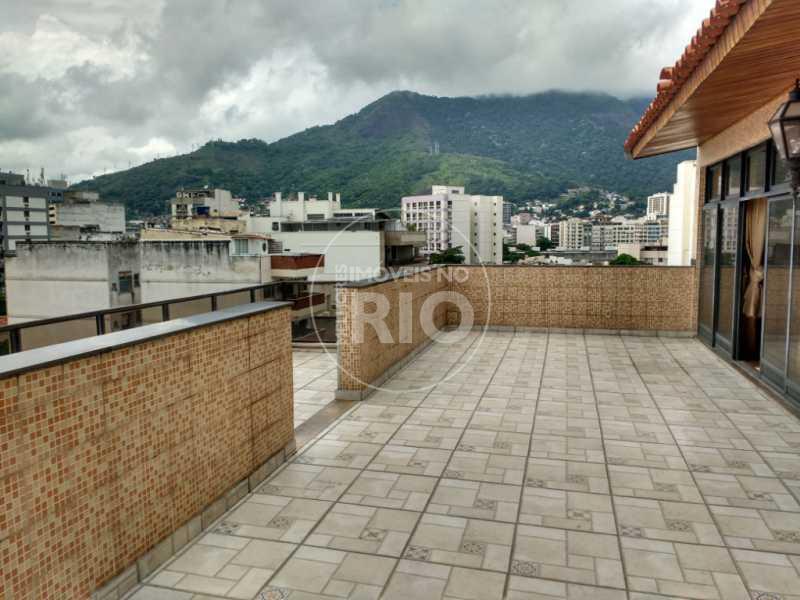 Melhores Imóveis no Rio - Cobertura 4 quartos na Tijuca - MIR0809 - 15
