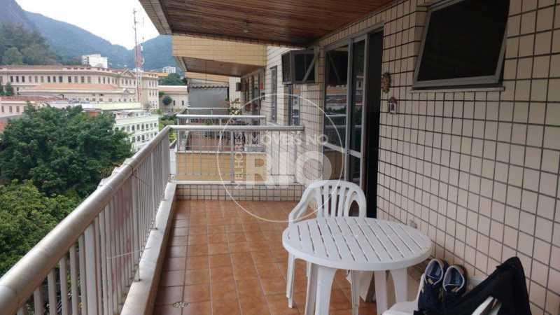 Melhores Imóveis no Rio - Apartamento 2 quartos na Tijuca - MIR0831 - 1