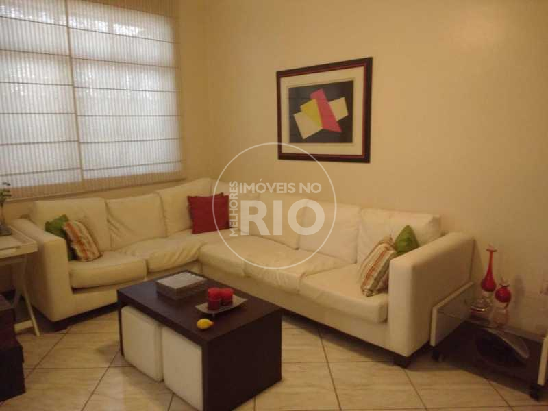 Melhores Imóveis no Rio - Casa 3 quartos na Tijuca - MIR0832 - 1