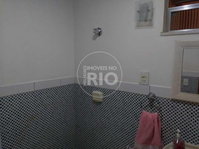 Melhores Imóveis no Rio - Casa 3 quartos na Tijuca - MIR0832 - 14