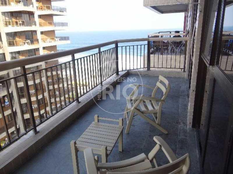 Melhores Imóveis no Rio - Apartamento 1 quarto na Barra da Tijuca - MIR0897 - 7