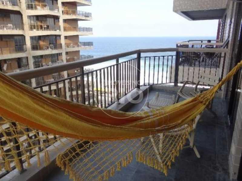 Melhores Imóveis no Rio - Apartamento 1 quarto na Barra da Tijuca - MIR0897 - 21