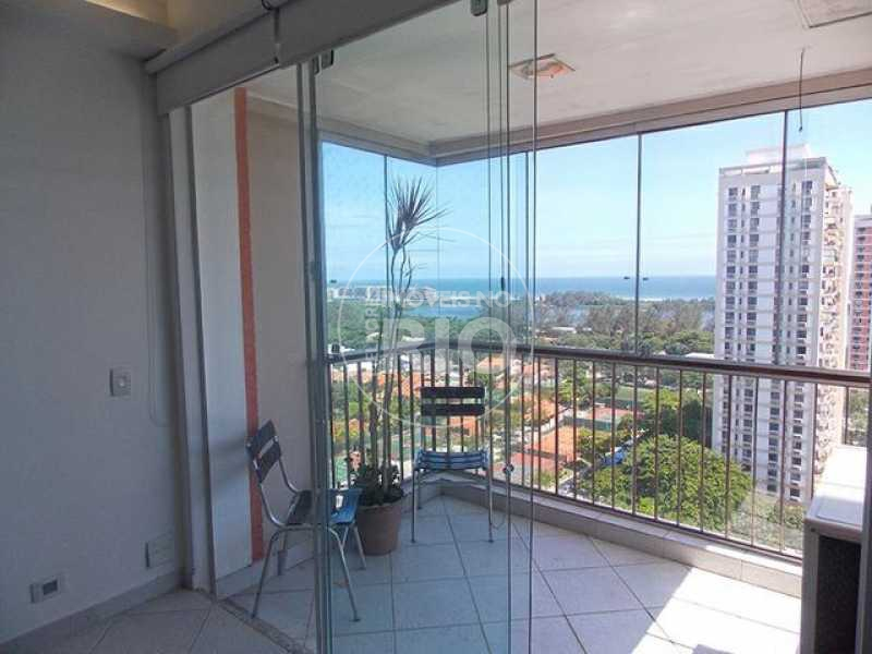 Melhores Imóveis no Rio - Apartamento 2 quartos no Condomínio Novo Leblon - MIR0921 - 5