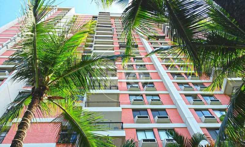 Melhores Imóveis no Rio - Apartamento 2 quartos no Condomínio Novo Leblon - MIR0921 - 14