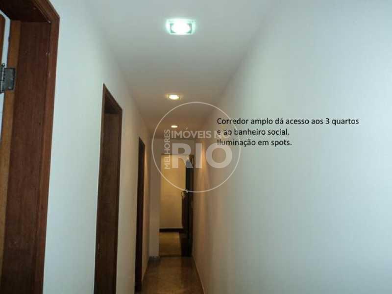 Melhores Imóveis no Rio - Apartamento 3 quartos na Tijuca - MIR0924 - 13