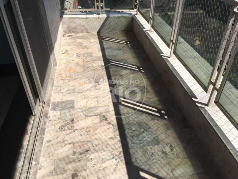 Melhores Imóveis no Rio - Apartamento 3 quartos na Tijuca - MIR0924 - 1
