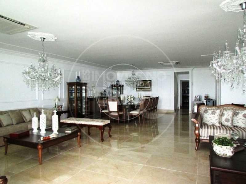 APARTAMENTO NO MONACO - Apartamento 4 quartos no Mônaco - MIR0035 - 4
