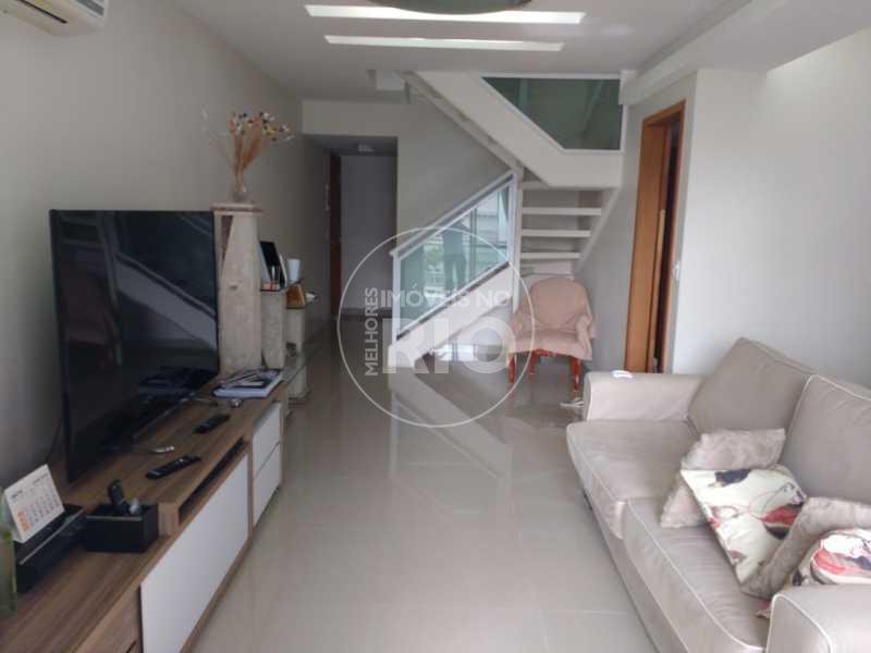 Melhores Imóveis no Rio - Cobertura 3 quartos no Grajaú - MIR0944 - 7