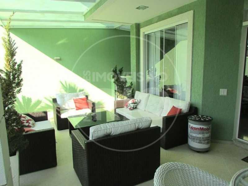 Melhores Imóveis no Rio - Casa 4 quartos no Condomínio Blue Houses - CB0169 - 5