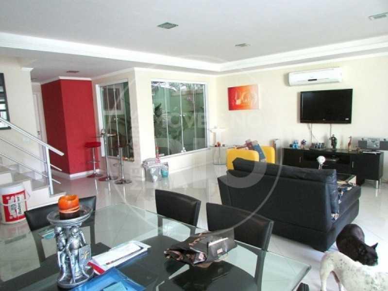 Melhores Imóveis no Rio - Casa 4 quartos no Condomínio Blue Houses - CB0169 - 9