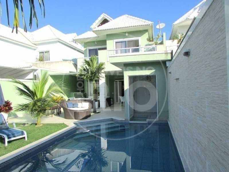 Melhores Imóveis no Rio - Casa 4 quartos no Condomínio Blue Houses - CB0169 - 1