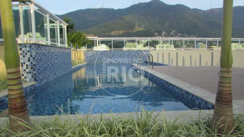 Melhores Imóveis no Rio - Apartamento 2 quartos na Tijuca - MIR0981 - 17