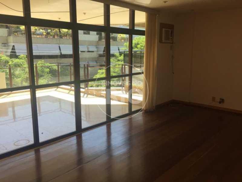 Melhores Imóveis no Rio - Apartamento 3 quartos na Barra da Tijuca - MIR0984 - 3