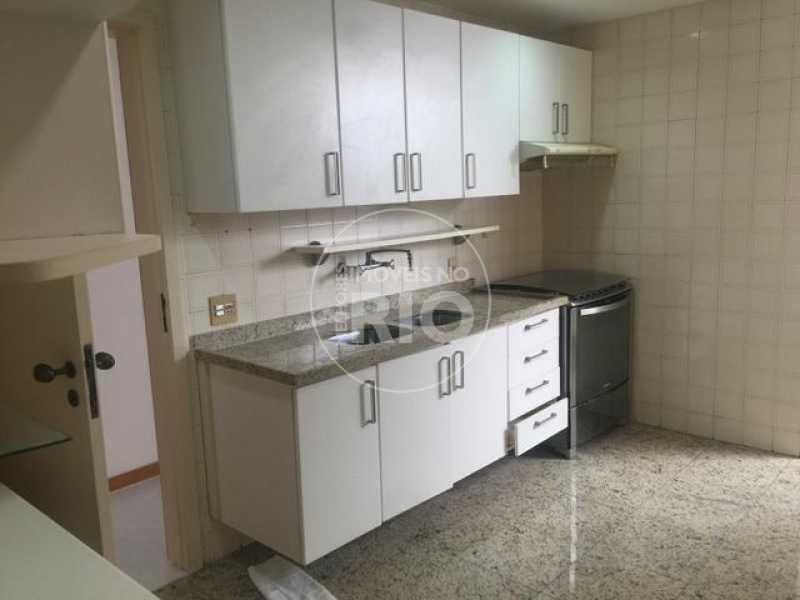 Melhores Imóveis no Rio - Apartamento 3 quartos na Barra da Tijuca - MIR0984 - 15