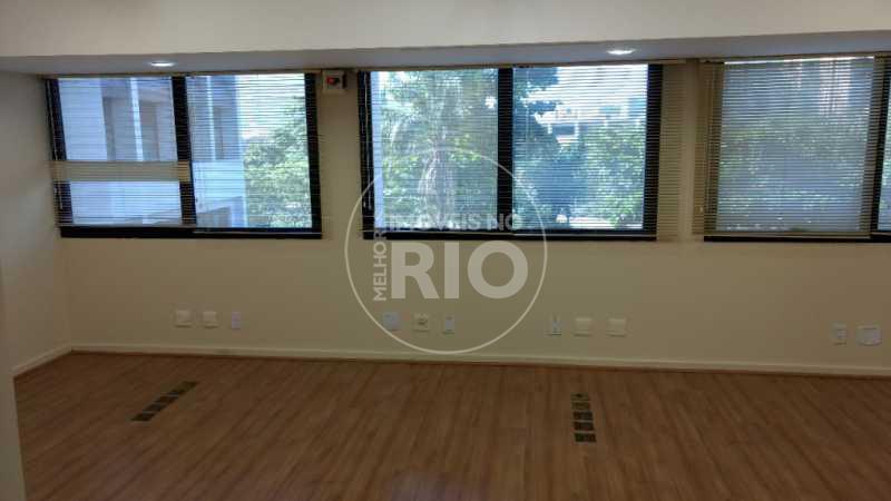 Melhores Imóveis no Rio - Sala Comercial na Barra da Tijuca - SL0018 - 8