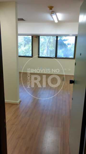 Melhores Imóveis no Rio - Sala Comercial na Barra da Tijuca - SL0018 - 15