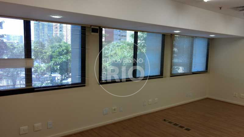 Melhores Imóveis no Rio - Sala Comercial na Barra da Tijuca - SL0018 - 21