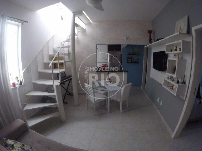 Melhores Imóveis no Rio - Apartamento tipo casa, 2 quartos em Vila Isabel - MIR1009 - 3