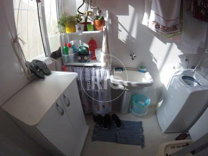 Melhores Imóveis no Rio - Apartamento tipo casa, 2 quartos em Vila Isabel - MIR1009 - 23