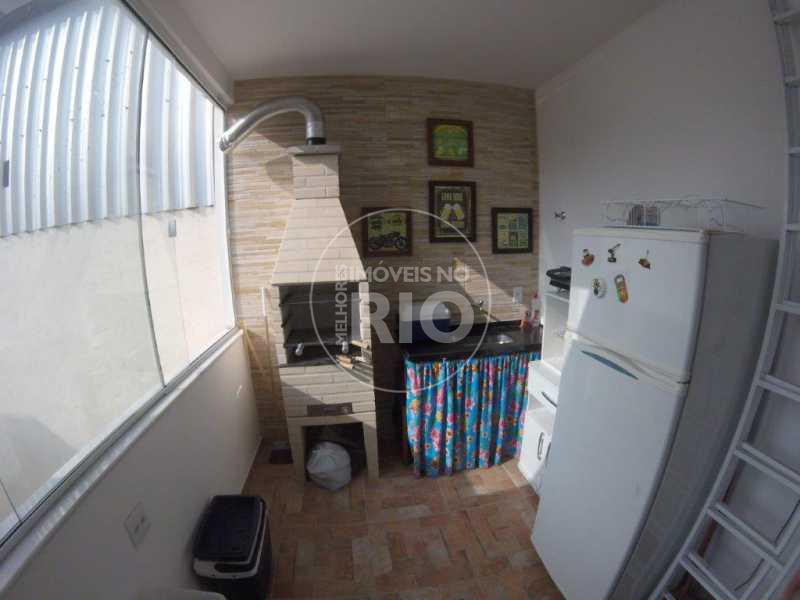 Melhores Imóveis no Rio - Apartamento tipo casa, 2 quartos em Vila Isabel - MIR1009 - 28