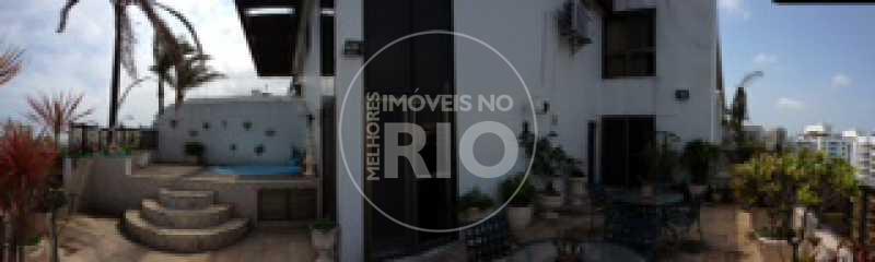 Melhores Imóveis no Rio - Cobertura 3 quartos na Barra da Tijuca - MIR1023 - 3