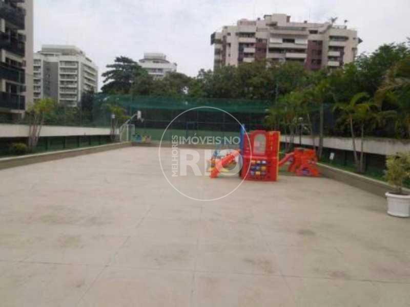 Melhores Imóveis no Rio - Apartamento 3 quartos na Barra da Tijuca - MIR1058 - 15