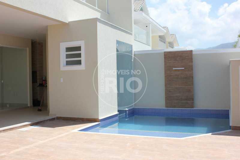 Melhores Imóveis no Rio - Casa 3 quartos no Condomínio Bothanica Nature - CB0536 - 3