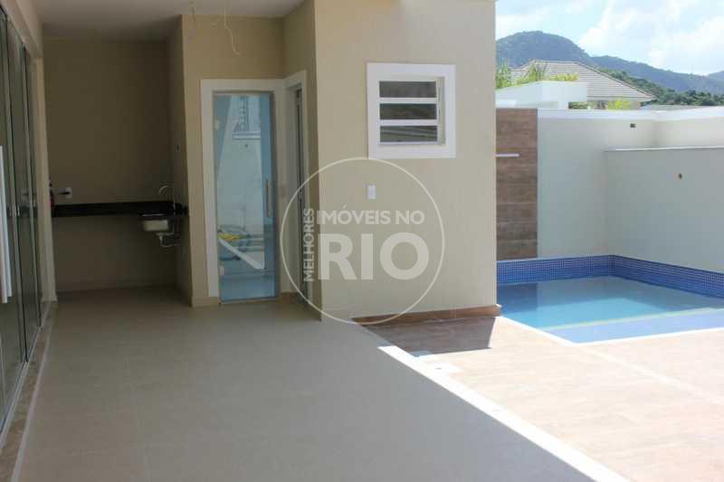 Melhores Imóveis no Rio - Casa 3 quartos no Condomínio Bothanica Nature - CB0536 - 6