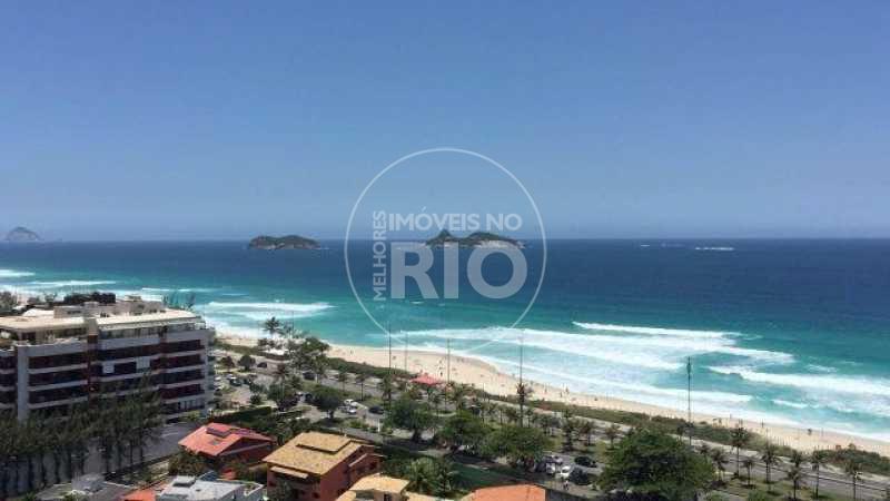 Melhores Imóveis no Rio - Apartamento 1 quarto na Barra da Tijuca - MIR1073 - 1