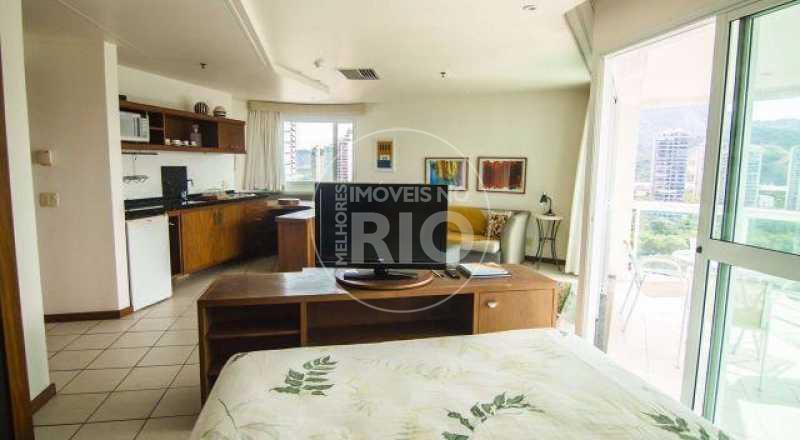 Melhores Imóveis no Rio - Apartamento 1 quarto na Barra da Tijuca - MIR1073 - 6