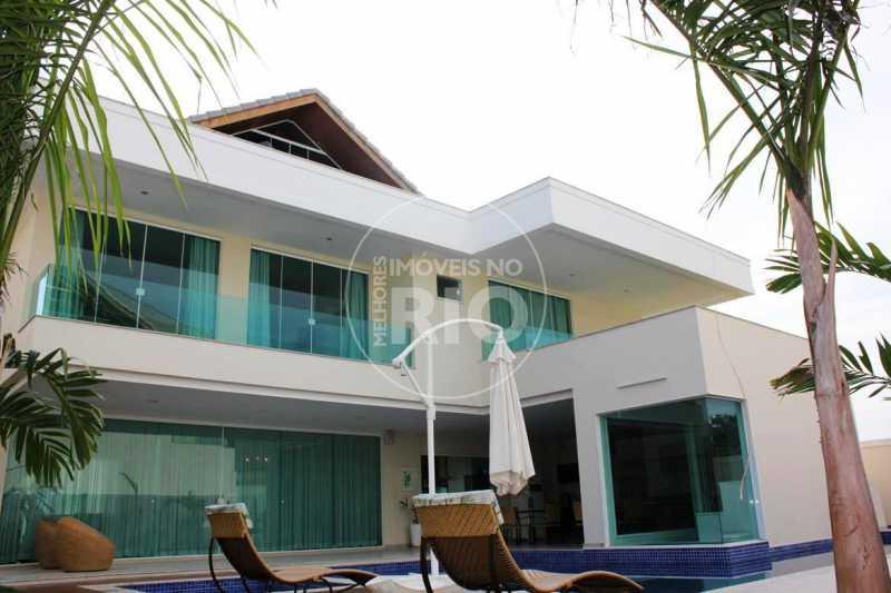 Melhores Imóveis no Rio - Casa no Condomínio Del Lago - CB0547 - 1