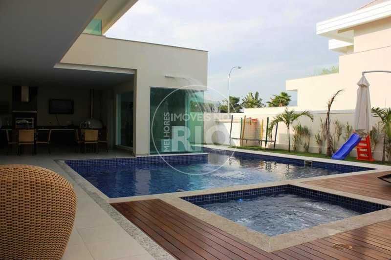 Melhores Imóveis no Rio - Casa no Condomínio Del Lago - CB0547 - 3
