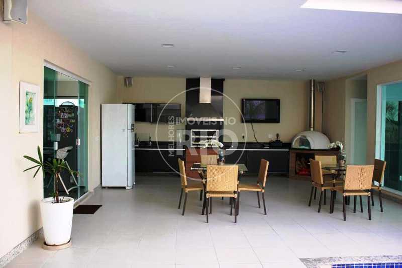 Melhores Imóveis no Rio - Casa no Condomínio Del Lago - CB0547 - 5