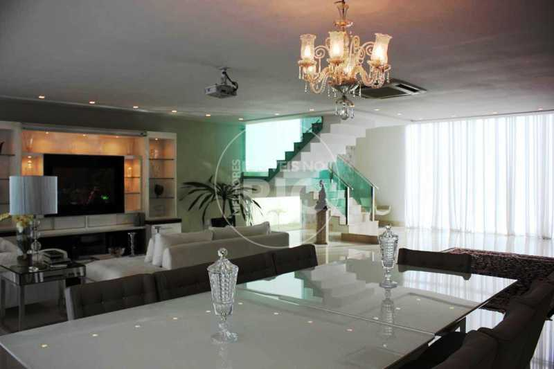 Melhores Imóveis no Rio - Casa no Condomínio Del Lago - CB0547 - 6
