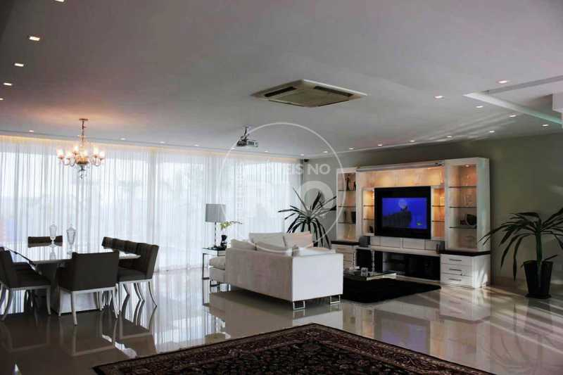 Melhores Imóveis no Rio - Casa no Condomínio Del Lago - CB0547 - 8