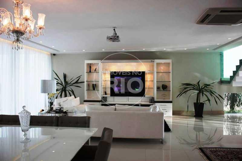Melhores Imóveis no Rio - Casa no Condomínio Del Lago - CB0547 - 9