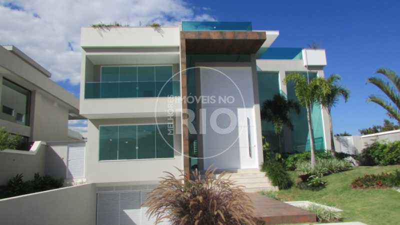 Melhores Imóveis no Rio - Casa 5 quartos no Condomínio Malibú - CB0551 - 3