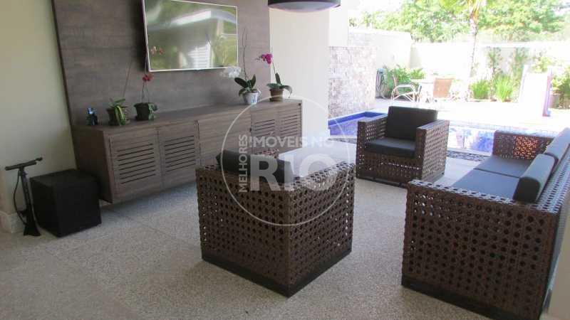 Melhores Imóveis no Rio - Casa no Condomínio Blue Houses - CB0555 - 10