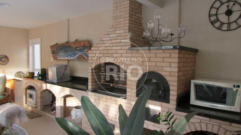 Melhores Imóveis no Rio  - Casa 5 quartos no Condomínio Quintas do Rio - CB0558 - 4