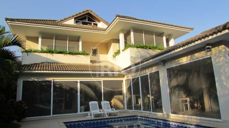 Melhores Imóveis no Rio  - Casa 5 quartos no Condomínio Quintas do Rio - CB0558 - 3