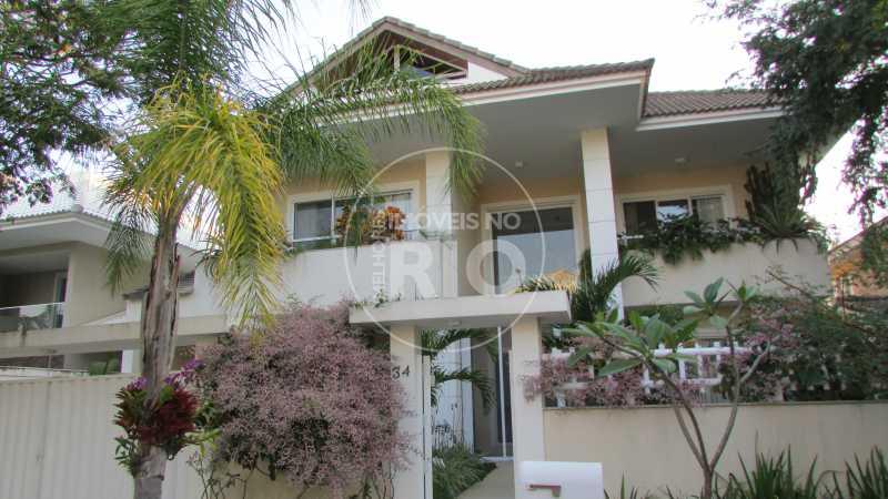 Melhores Imóveis no Rio  - Casa 5 quartos no Condomínio Quintas do Rio - CB0558 - 1