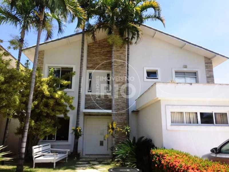 Melhores Imóveis no Rio - Casa 5 quartos no Condomínio Del Lago - CB0560 - 1