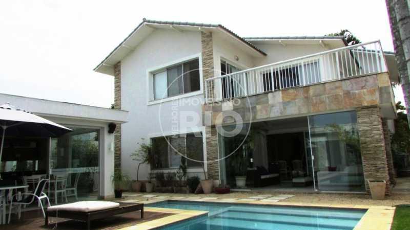 Melhores Imóveis no Rio - Casa 5 quartos no Condomínio Del Lago - CB0560 - 3