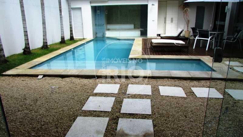 Melhores Imóveis no Rio - Casa 5 quartos no Condomínio Del Lago - CB0560 - 4