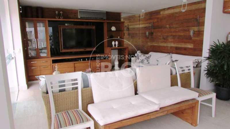 Melhores Imóveis no Rio - Casa 5 quartos no Condomínio Del Lago - CB0560 - 7