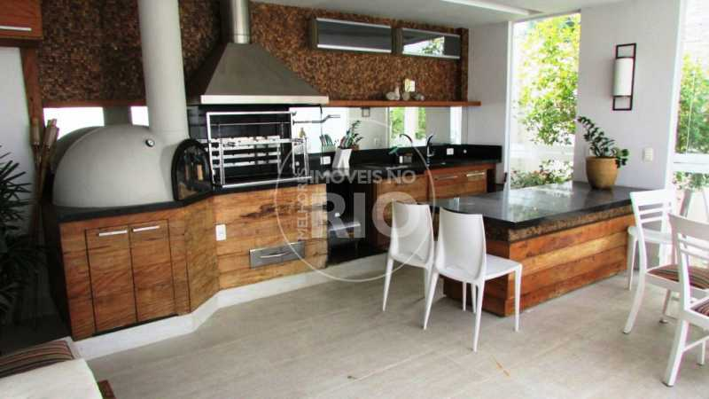 Melhores Imóveis no Rio - Casa 5 quartos no Condomínio Del Lago - CB0560 - 8