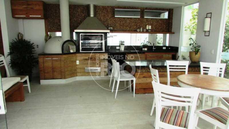 Melhores Imóveis no Rio - Casa 5 quartos no Condomínio Del Lago - CB0560 - 9